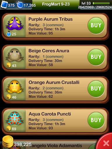 Pocket Frogs 3.5.3 screenshots 10