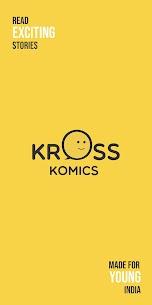 Kross Komics MOD APK (Premium) 5