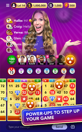 Bingo: Live Play Bingo game with real video hosts 1.5.5 screenshots 18