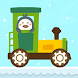 Labo Train - Draw & Race Your Own Trains Kids Game - Androidアプリ