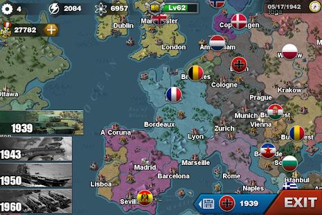 World Conqueror 3 - WW2 Strategy game apk