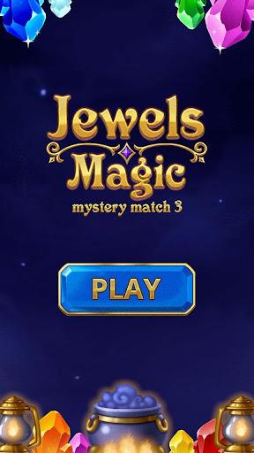 Jewels Magic: Mystery Match3  screenshots 7