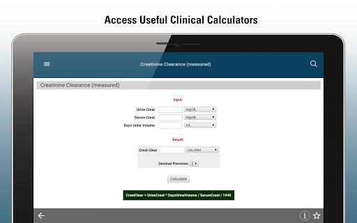 MSD Manual Professional  Screenshots 9