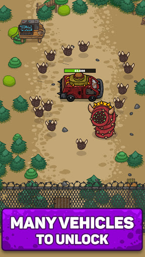 Monster Idle 7 Days Survival  screenshots 1