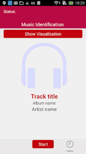 Music Identification (No ads & No personal data) Screenshot