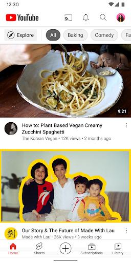 YouTube android2mod screenshots 2