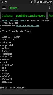 IRC Radio  ( TTS )