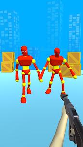 Gun Master 3D Mod Apk: Shoot 'Em Down (Unlimited Open Chest) 1
