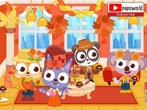 Papo Town Happy Festival  screenshots 9