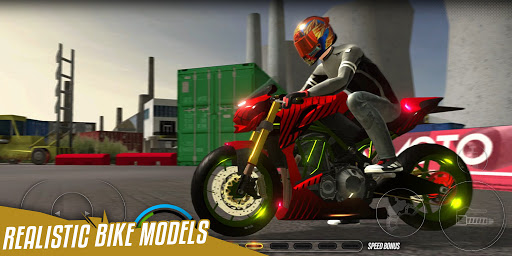 Drift Bike Racing apkpoly screenshots 8