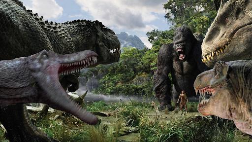 Godzilla Games: King Kong Games  screenshots 9