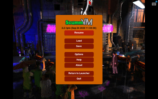 ScummVM  screenshots 13
