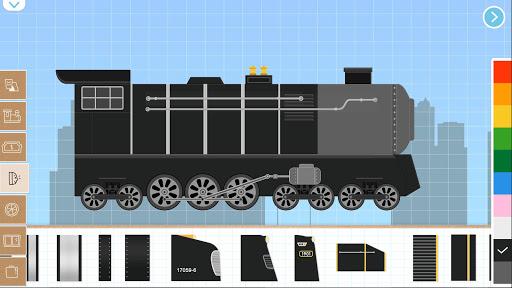 Labo Brick Train Build Game 4 Kids, Toodlers, Baby 1.7.346 Screenshots 2