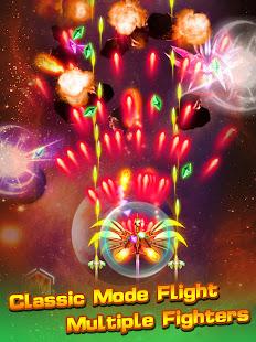 Galaxy Shooter-Space War Shooting Games screenshots 9