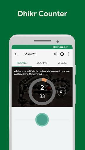 Muslim Assistant - Prayer Times, Azan, Qibla 4.2.06 Screenshots 5