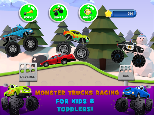 Monster Trucks Game for Kids 2 2.7.3 Screenshots 7
