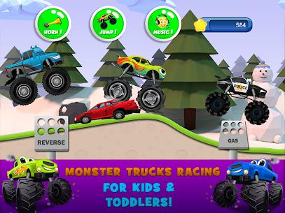 Monster Trucks Apk Game for Kids 2 Download 7