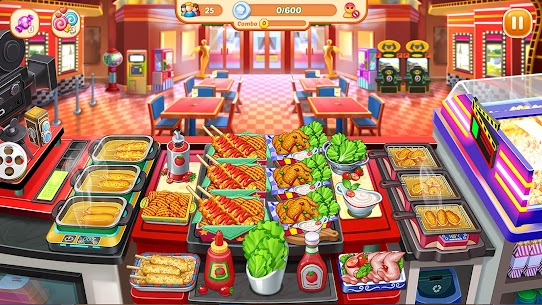 Crazy Diner  Crazy Chef' s Cooking Game Apk Download 2021 3