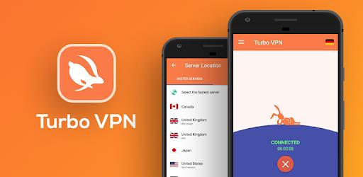 Turbo VPN- Free VPN Proxy Server & Secure Service .APK Preview 0