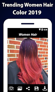 Trending Women Hair Color For Pc – Windows 7/8/10 And Mac – Free Download 1