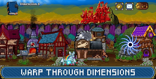 Soda Dungeon 2 Mod Apk (Unlimited Caps) 1