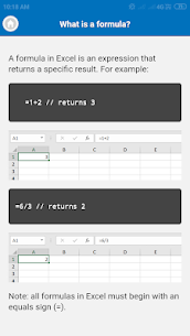 Excel formulas and functions 2