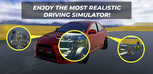 Car Mechanics and Driving Simulator 21 screenshots 2