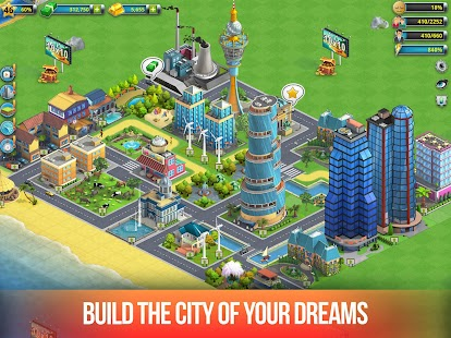 City Island 2 - Building Story (Offline sim game) Screenshot