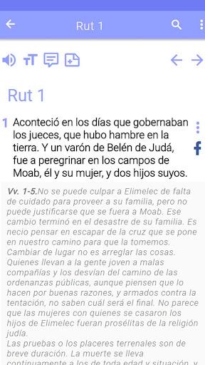 Biblia de estudio 1.0 Screenshots 6
