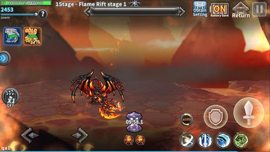 Raid the Dungeon : Idle RPG Heroes AFK or Tap Tap Mod Apk (Mod Menu) 8