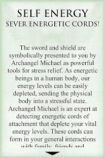 Archangel Michael Oracle Deck