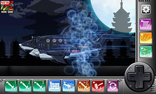 Dino Robot - Megalodon : Dinosaur game  screenshots 2