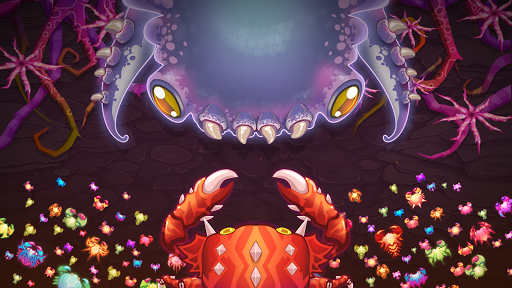 Crab War : Idle Swarm Evolution Latest screenshots 1