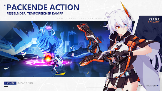 Honkai Impact 3rd Screenshot