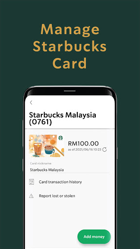 Starbucks Malaysia 3.0 Screenshots 2