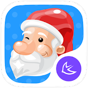 Merry Christmas  Santa &HD Wallpapers -APUS theme