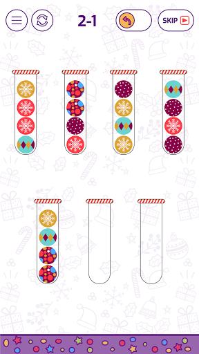 Bubble Sort Color Puzzle Game 1.4.1 apktcs 1