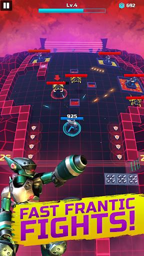 neon soldier: cyberpunk style shooter ? screenshot 2