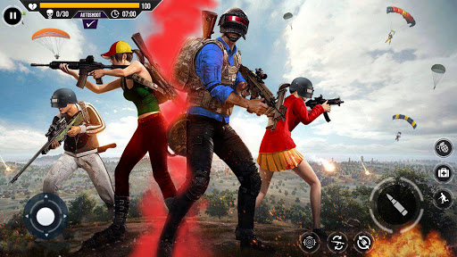 Cover Strike 3D: MultiPlayer FPS Shooting Games 1.0 screenshots 6