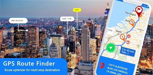 GPS Maps Location - Voice Navigation & Directions Versi 1.4