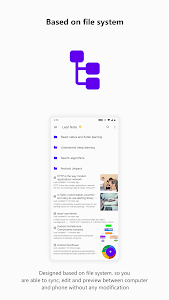 Leaf Note -- the markdown note-taking application 1.7.0