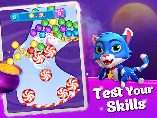 Crafty Candy Blast - Sweet Puzzle Game modavailable screenshots 15