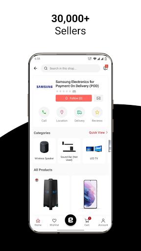 Evaly - Online Shopping Mall apktram screenshots 5
