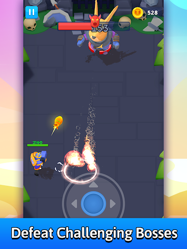 Bullet Knight: Dungeon Crawl Shooting Game android2mod screenshots 15