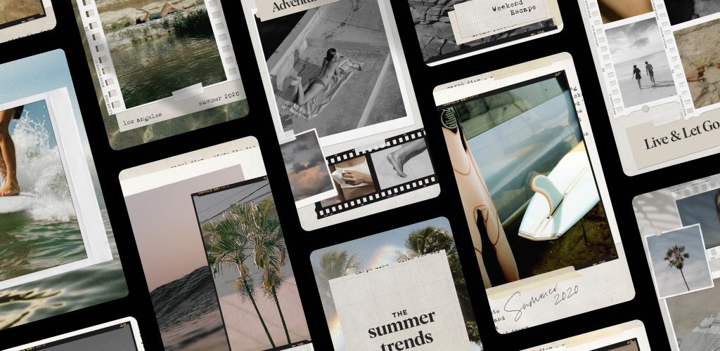 Unfold — Story Maker & Instagram Template Editor poster 0