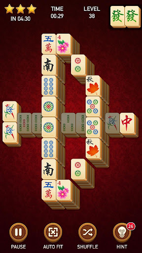 Mahjong modavailable screenshots 1
