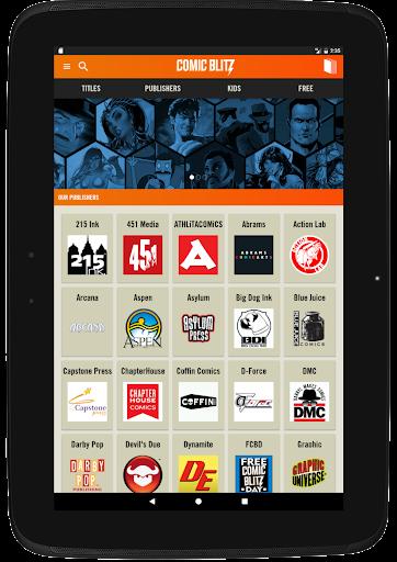 ComicBlitz 1.1.0 Screenshots 4