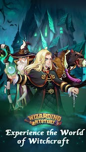 Wizarding Mystery Mod Apk (Unlimited Money) Download 1