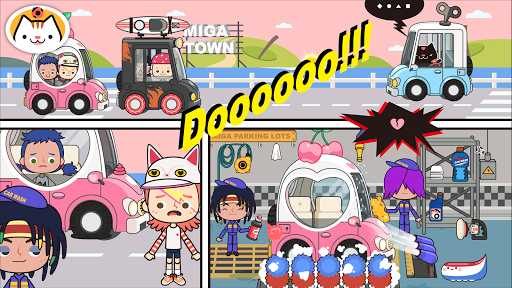Miga Town screenshot 2