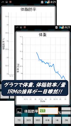筋トレ 一番使いやすい筋トレ記録アプリのおすすめ画像5